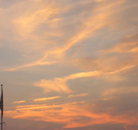 Sky. Southampton Style.
